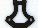 ASSOCIATED RC10-GT FRONT CARBON FIBER SHOCK MOUNT