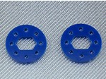 OFNA ULTRA LX ONE XTREME BLUE BRAKE DISKS(2)