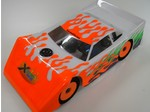 1/8 SCALE DIRT OVAL BODY