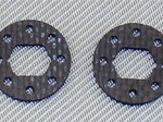 OFNA JAMMIN CRT .5 MINI TRUGGY CARBON FIBER BRAKE DISK (2)