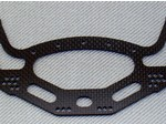 AXIAL AX10 SCORPION CARBON FIBER SIDE PLATES