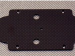 TRAXXAS EMAXX 3905 CARBON FIBER CENTER SKID PLATE