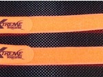 "XTREME RACING 1"" X 12"" ORANGE BATTERY STRAPS (2)"