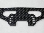 XRAY T4 CARBON FIBER BUMPER HOLDER