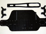 CUSTOM WORKS DOMINATOR 2 CARBON FIBER CHASSIS KIT