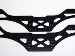 KYOSHO ROCK FORCE CARBON FIBER CHASSIS
