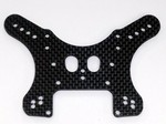 TEAM LOSI SCTE 2.0 CARBON FIBER REAR SHOCK TOWER (4mm)