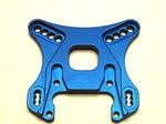TEAM LOSI 5IVE BLUE ALUMINUM FRONT SHOCK TOWER