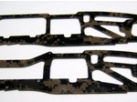 HPI SAVAGE FLUX DIGITAL CAMO CHASSIS PLATE