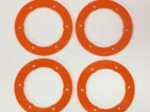 PROLINE BEAD LOC BEADS ORANGE G-10 2mm (4pc)