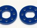 "JQ ""THE CAR"" XTREME BLUE BRAKE DISK (2) 3mm"
