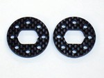 TEAM DURANGO DNX408 CARBON FIBER BRAKE DISKS (S)