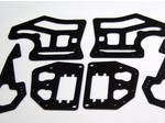 DURATRAX DX450 M5 MOTORCYCLE CARBON FIBER CHASSIS KIT (6)