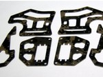 DURATRAX DX450 M5 MOTORCYCLE DIGITAL CAMO CHASSIS KIT (6)