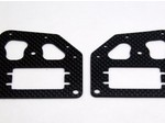 DURATRAX DX450 M5 MOTORCYCLE CARBON FIBER UPPER FRAME (2)