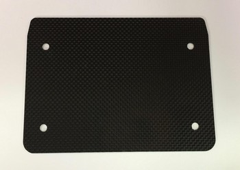 LOSI ROCK REY CARBON FIBER ROOF PANEL (10347)