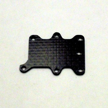 KYOSHO MP9 TK12 CARBON FIBER TRANSPONDER HOLDER (10738)