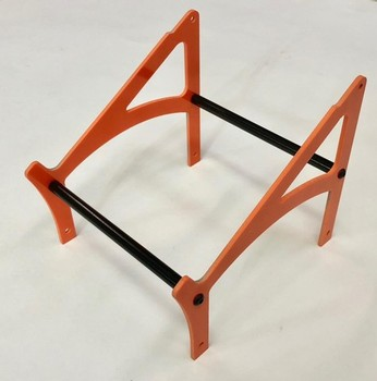 XTREME RACING ORANGE G-10 iCHARGER STAND (2208GO)